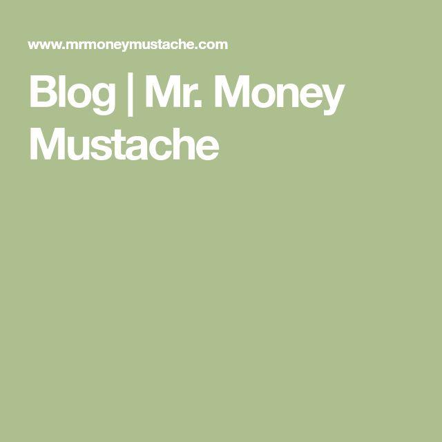 Blog   Mr. Money Mustache