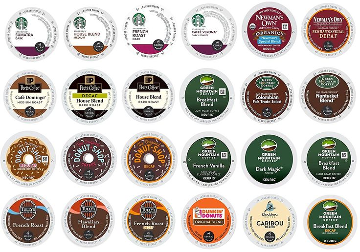 Blue Ribbon Gifts Coffee Variety Sampler Pack, Best K-Cup Coffee Brands, Single Serve Cups for Keurig Brewers, 24 Count ^^ Quickly view this special product, click the image : Fresh Groceries