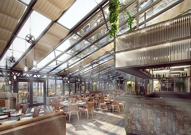 Local produce to fill menu at new restaurant