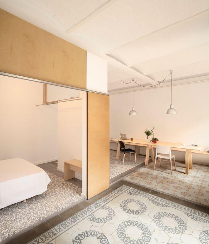 Apartment Eixample by Adrian Elizalde