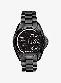 Michael Kors Access Bradshaw Black-Tone Smartwatch by Michael Kors