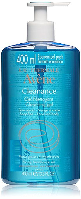Eau Thermale Avène Cleanance Cleansing Gel for Face and Body Review