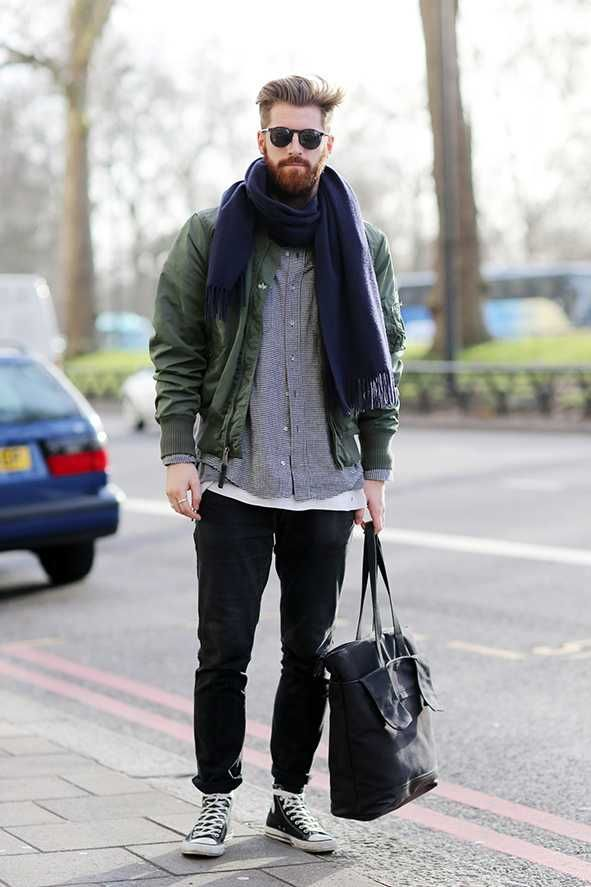 Men Street Styles 25 Pinterest