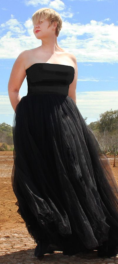 AUD $351 Looking for an alternative bridesmaid dress?  Design your own bridesmaid dress.  This stunning tulle gown can be customised, to include details to suit you and colours to reflect your perfect wedding.  #wedding #bridesmaid #cocktail #specialoccasion #designyourowndress #suigenerisstyle