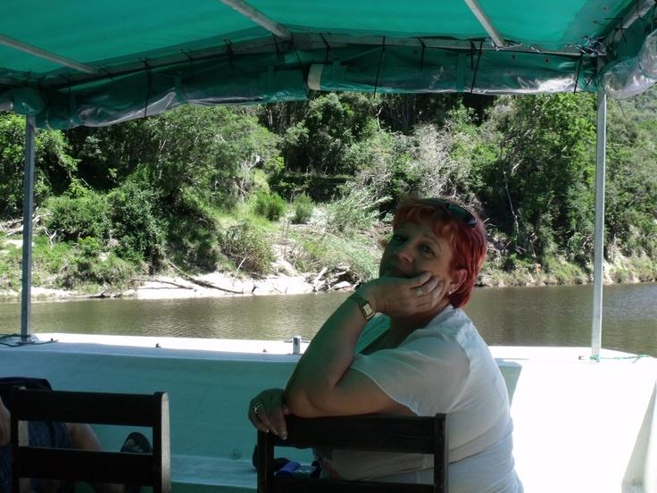 Down the Keeroms River at Knysna