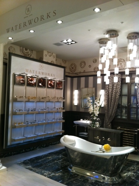 Paris, France Showroom