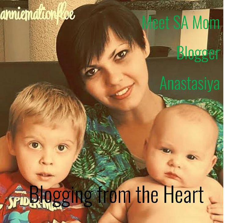 Meet SA Mom Blogger Anastasiya: she shares how focusing on the failures can hinder you from missing the moments and how opening your heart on a blog post will receive more feedback from readers.
