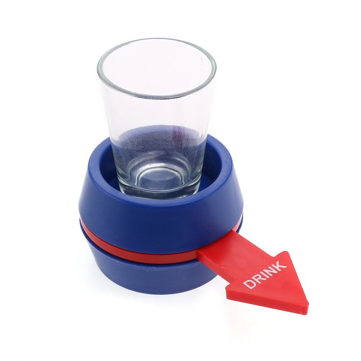 Shot Spinner Party Game Rotatable Arrow