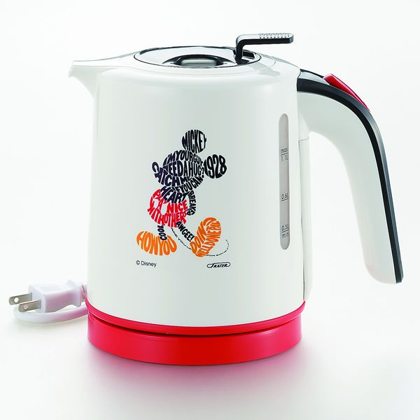 Mickey Electric Water Pot