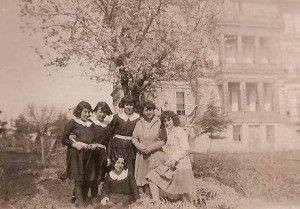 11-erenkoy kiz lisesi (3)1930 tarihli Erenköy Kız Lisesi fotoğrafları