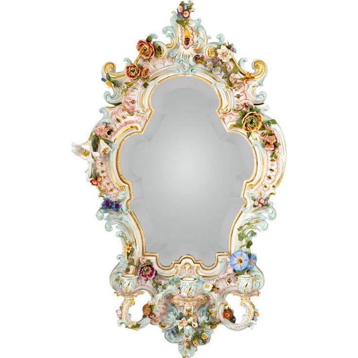 Волшебные зеркала в картинках