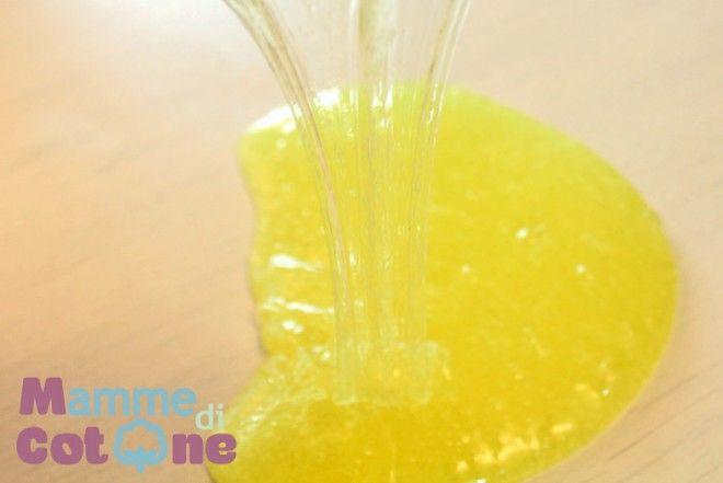 Come fare lo slime con la colla per bambini: la VERA ricetta