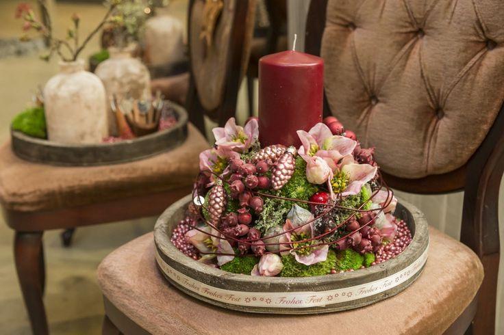 bilder herbst weihnachten 2016 willeke floristik. Black Bedroom Furniture Sets. Home Design Ideas