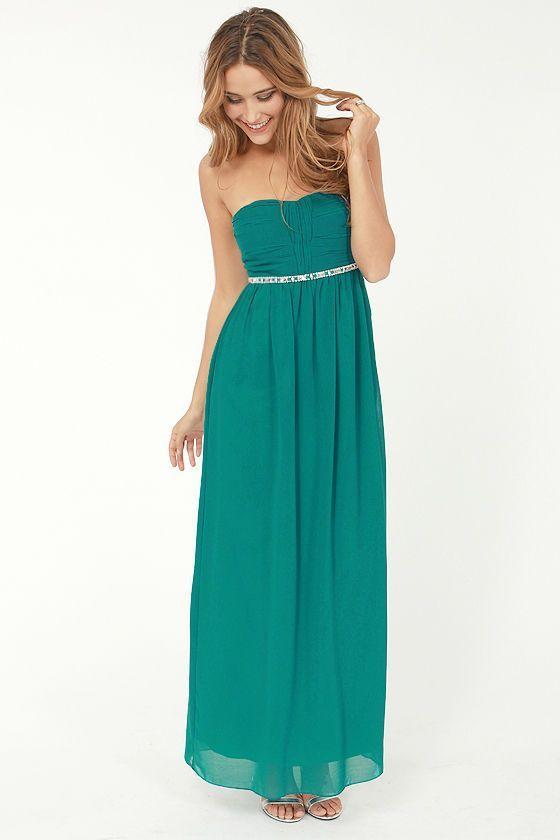 teal maxi dresses - Google Search