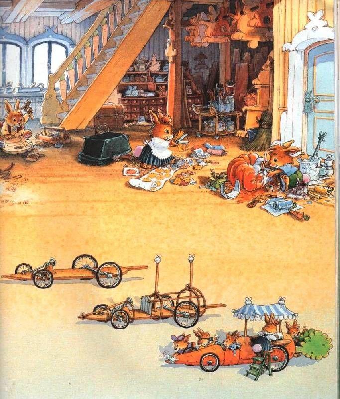 Иллюстрация 62 из 74 для Веселый карнавал - Женевьева Юрье   Лабиринт - книги. Источник: Zhanna