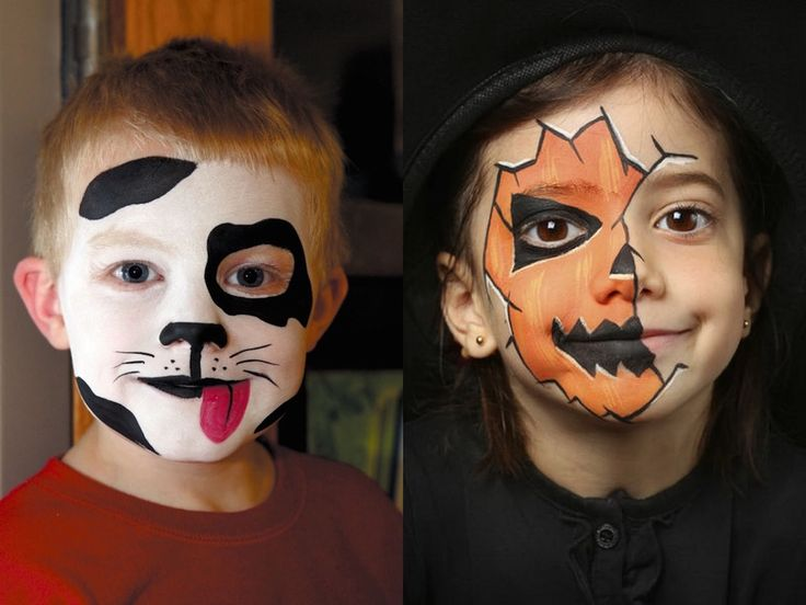 Check Out 17 Cool Kids Halloween Makeup Ideas. All children love to dress up in their favorite characters, and there is no better time doing so than of course Halloween.