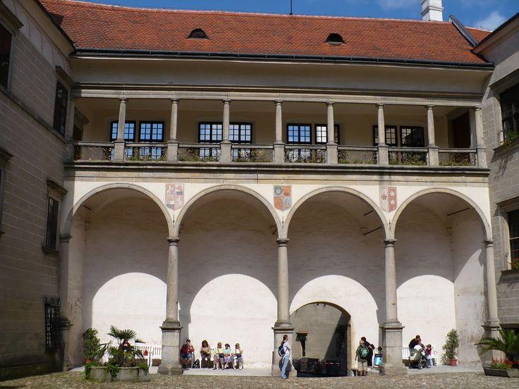 Telč, UNESCO, Czech Republic
