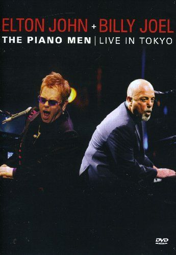 Elton John Album Covers Elton John Amp Billy Joel The