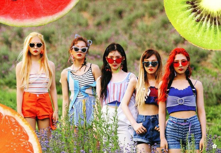 Red Velvet 'The Red Summer'