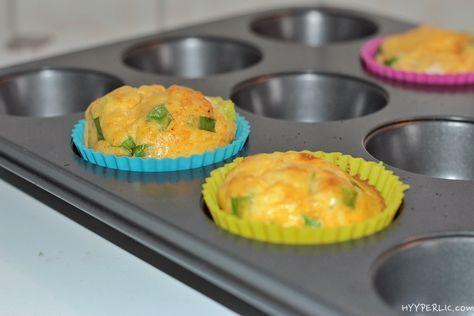 Rezept Rührei Muffins Hyyperlic