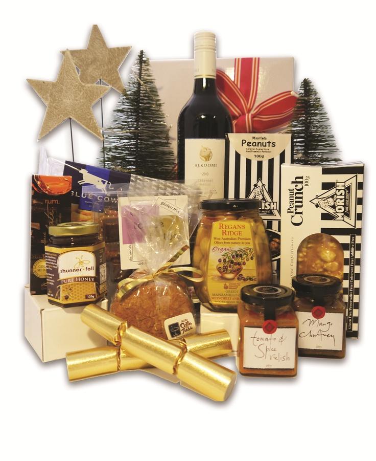 West Australian Non Perishable Christmas Gift Hamper
