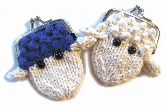 Monedero Sheepy Knit Kit