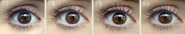 Mascara reviews :: 100 mascaras tested on one eye :: See review pictures - Cosmopolitan