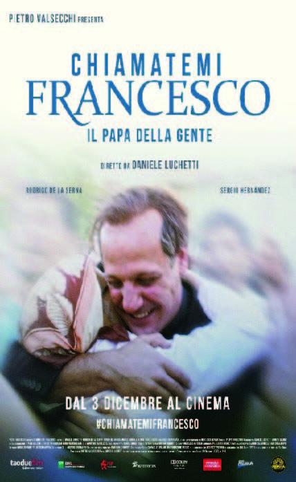 Chiamatemi Francesco: Il Papa della Gente (2015) Streaming Gratis