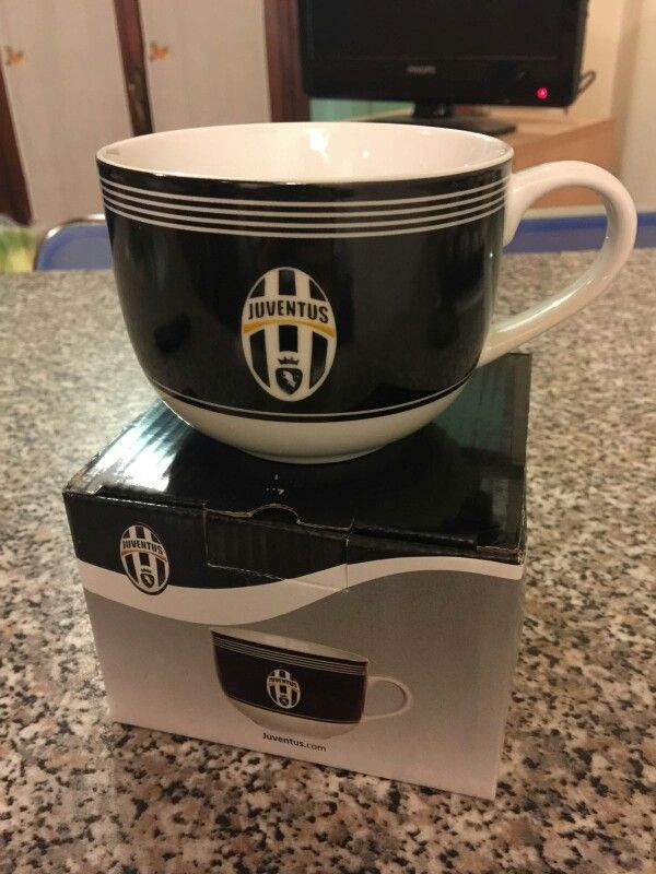 La tazza #ForzaJuve