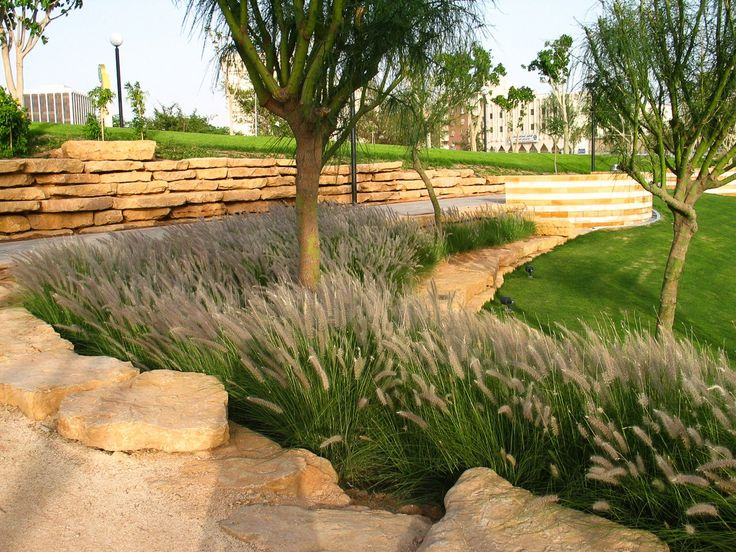 how to clear grass for landscaping