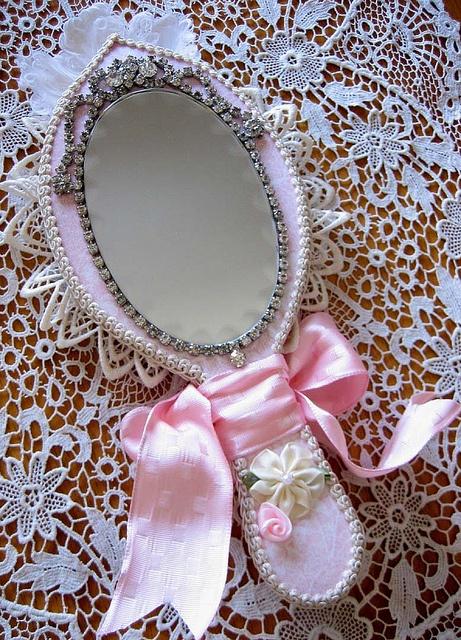 Miroir de Marie Antoinette