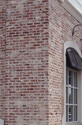 Messy Mortar For Exterior Our Dream Home Pinterest Bricks Shutters And Brick Colors