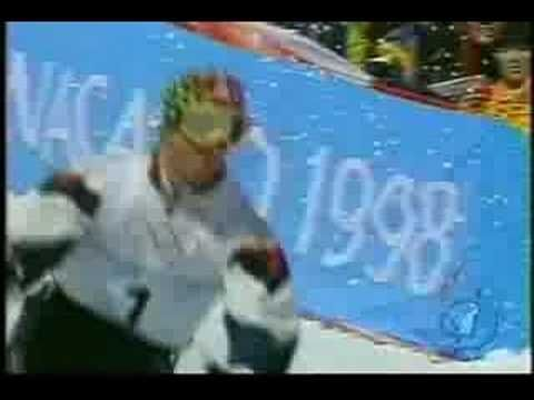Jonny Moseley Olympic Gold Medal Run 1998