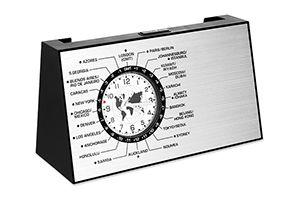 Reloj de sobremesa giratorio SPINNING