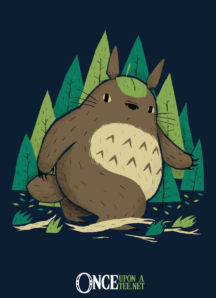 707 Best Totoro Images On Pinterest