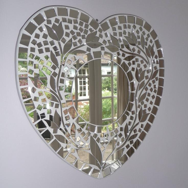 Картинки для мозаики из зеркала
