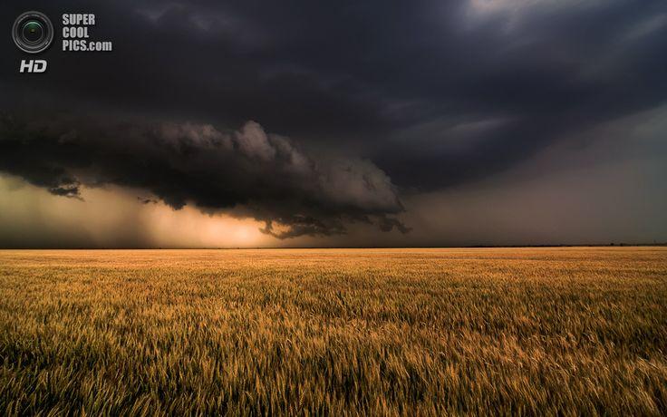 «Облака вблизи Нэша». (Matt Granz)