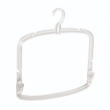 Cintre plastique pour lingerie - La Boutique du cintre