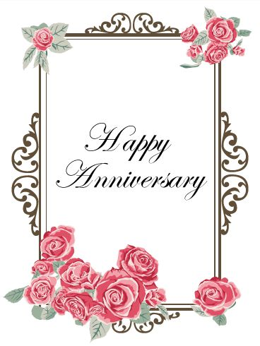 264 best Wedding anniversary images on Pinterest Aniversary - free printable anniversary cards for parents
