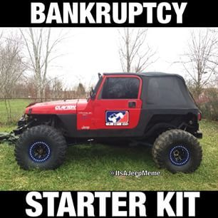 Jeep memes! - Page 14 - Jeep Wrangler Forum
