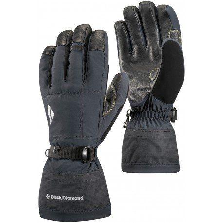 soloist gloves black diamond