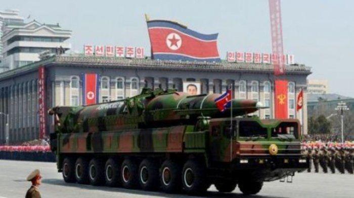 Inilah Lima Amunisi Senjata Andalan Korea Utara, Amerika Serikat pun Dibikin Ketir-ketir