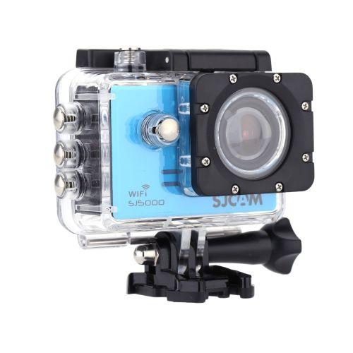 blue SJCAM SJ5000 Wifi Action Sport Waterproof Camera DV Novatek - Tomtop.com