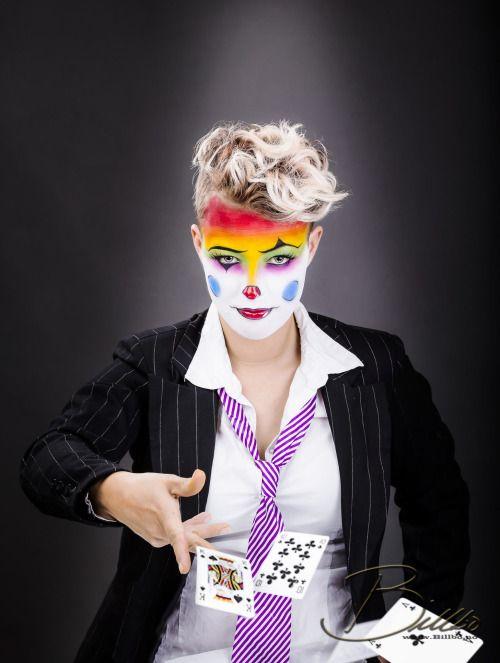 Pokerface makeup by @makeupgeekdelux. www.Billbo.no