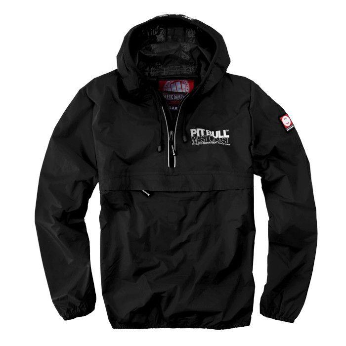 Snap Nylon Hooded Jacket  #streatwear #tee #buy #pitbullsports