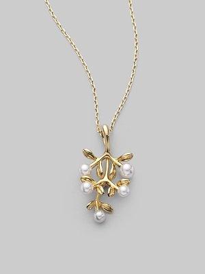 Mikimoto necklace !!!