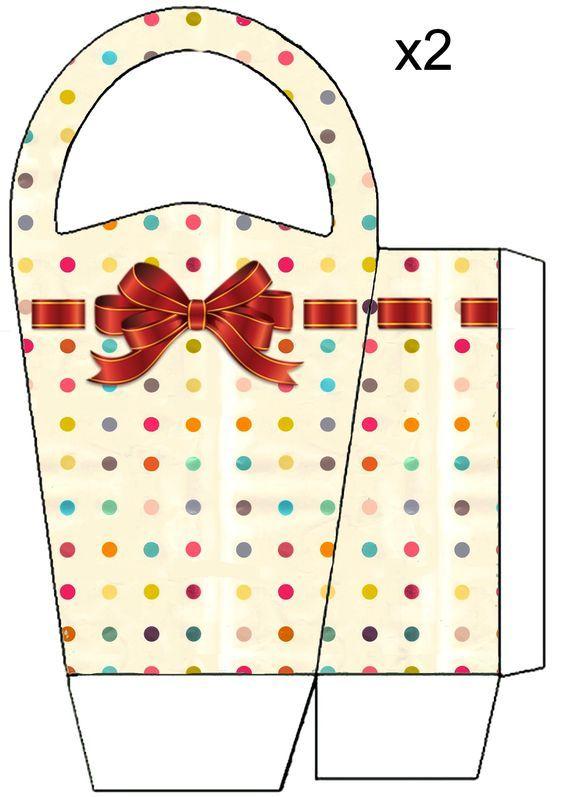 77 best Pillow boxes images on Pinterest Box templates, Paper