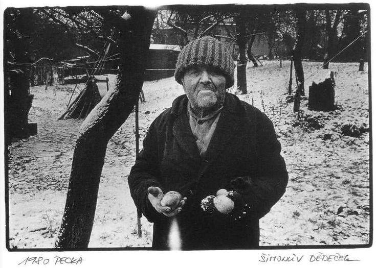 SIMONS GRANDFATHER  PECKA 1980