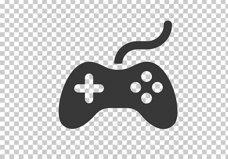 Joystick Game Controller Video Game Icon Png Black Black And White Game Controller Gamepad Icon In 2020 Game Controller Game Icon Games