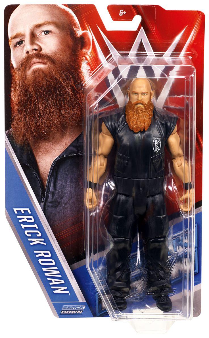 Erick Rowan - WWE Series 57 Toy Wrestling Action Figure